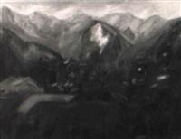 berglandschaft im allgäu by kilian lipp