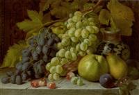 stilleben mit früchten by archibald gunn