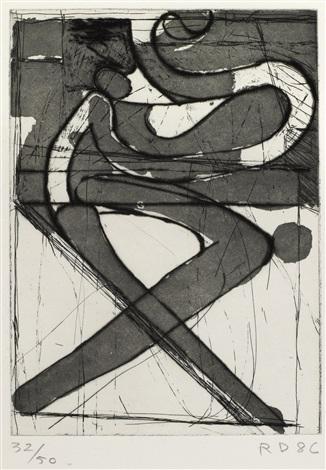 x by richard diebenkorn