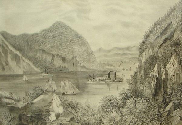 susquehanna river by ida nichols jackson