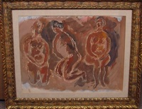 three nudes by irving g. lehman