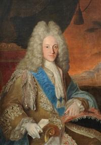 portrait philippes v. von spanien by jean ranc