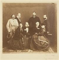 family portrait by francois aubert