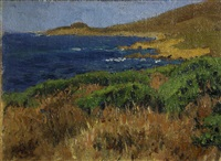 the blue pacific by charles pickering townsley