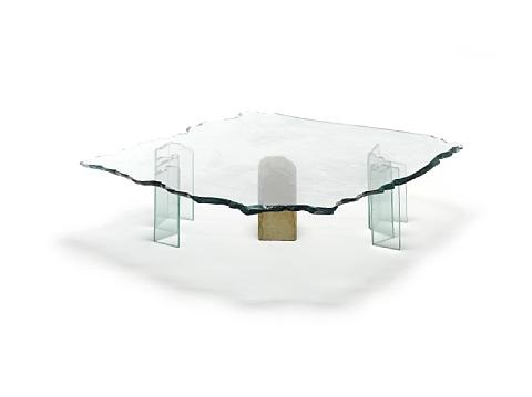 coffee table by lucien simon