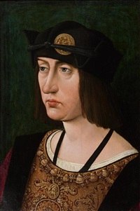 portrait eines herren by master of the magdalen legend