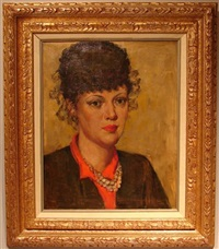 portrait of betty by ralph d. dunkelberger