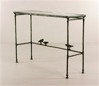 console aux oiseaux by diego giacometti