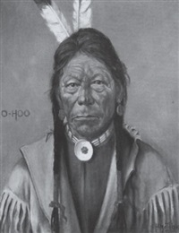 chief o-hoo by henry metzger