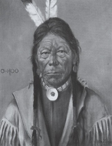 chief o hoo by henry metzger
