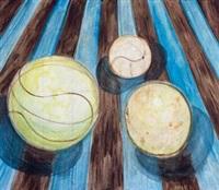 大球与小球 by zhang enli