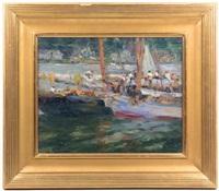 boothbay harbor, maine by ethel v. ashton