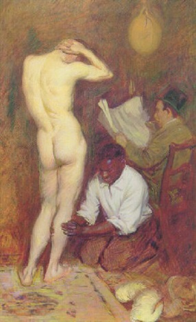 the rub down by philip leslie hale