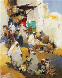 scenery maroc by gerard adolfs