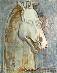 horse by françoise gilot
