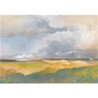 le dunes de port-blanc by alphonse lanoe