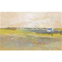 printemps breton by alphonse lanoe