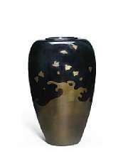 a vase by yamamoto tadashi