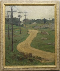 landscape by florence f. snell