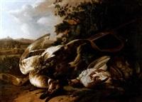 jagdstilleben by john wainwright