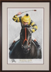 seattle slew by jenness cortez