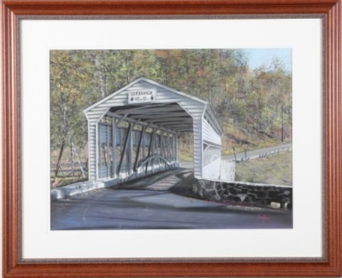 knox bridge valley forge by tom linker