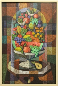 modernist still life by r. john foster
