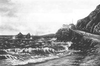 view of the cliff house, san francisco by american school-california (19)