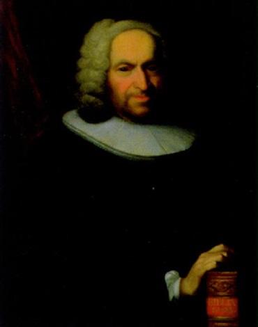 porträt des professors johann heinrich ringler by johann rudolf daelliker