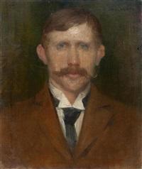 porträt fehleisen by lovis corinth