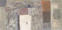 untitled composition by john richard (jack) reppen