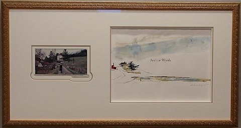 kerner farm by andrew wyeth
