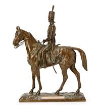 husar till häst by marta (baronne sparre) ameen