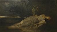 ophelia by otto von faber du faur