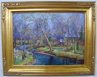 wycombe spring by tatiana alexeeva