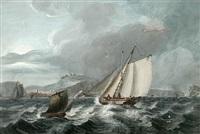 shipping off dover by adam callander