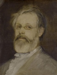 bildnis von friedrich weber by arnold böcklin the elder