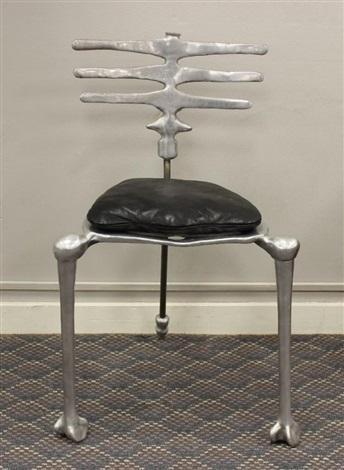 skeleton chair by michael aram & Skeleton Chair by Michael Aram on artnet