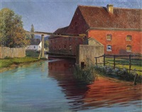 die fabrik am fluss by wilhelm legler
