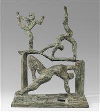 tableau balance by ivor abrahams