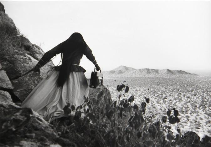 mujer ángel desierto de sonora méxico angel woman sonora desert mexico by graciela iturbide