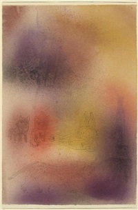 grausame tiere by paul klee