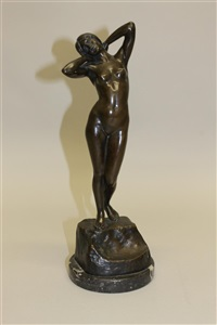 nude by franz adolph sautner