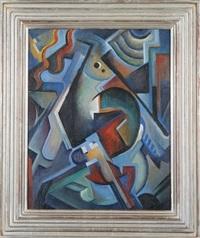 modernist composition by rad miller