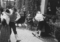 tanzen für adenauer, cadenabbia 1963 by hilmar pabel