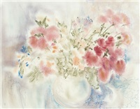 exploding blossoms by john newman