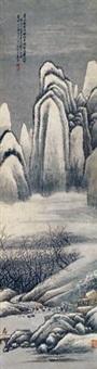 群山积雪 by jiang jun