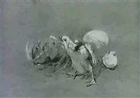 poussins by alfred emile mery