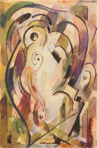 komposition by albert gleizes