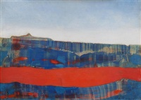 grand paysage américaine - arizona by max ernst